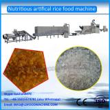crisp Rice Snack Frying Nutritional or artificial rice food machinery