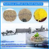 CE Certificate Artificial rice/processing line with factory price