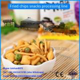 Fried Wheat Flour Snacks food processing