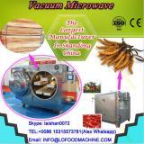 Low Temperature Pecan/Hickory Vacuum Microwave Drier