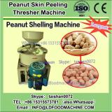 Peanut shell removing machinery