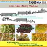 2017 new desity extruded oat flakes make machinery