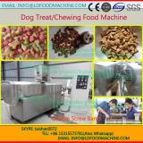 Automatic chewing/jam center dog food production line