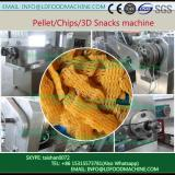 3D pellet corn starch pellet snacks food extrusion make machinery