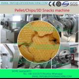 extruded potato pellet machinery