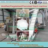 Modified Cassava Pregelatinizadora machinery Starch Price