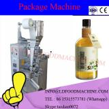 small LLDe washing powder sealing machinery for plastc bags sealing
