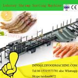 China Shrimp Classifier,Penaeus vannamei Grading and Washing machinery