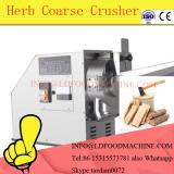 Factory directly sale new desitys herb coarse grinder ,coarse crusher ,chinese herb crusher