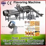 100-400kg/h high efficiency flavor tumbler coating machinery with CE
