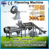 Automatic puffed food flavoring machinery