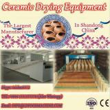 Continuous microwave belt honeycomb ceramics microwave dryer