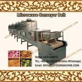 Continuous microwave potato chips processing machinery