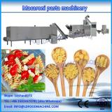 High Efficiency Low Price Industrial Pasta make machinery Italian Pasta make machinery