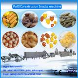 2016 Fully automatic core filling  puffed food make machinery