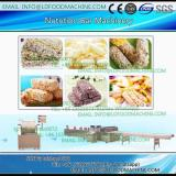 Varous grains cereals chocolate bar make machinery