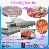 Factory sale frozen food unfreezing machinery/thawing machinery