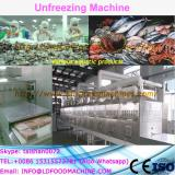 Low price unfreezer defroster food machinery/food defroster machinery/frozen meat thawing machinery