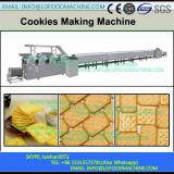 multi-functional double filling encrusting machinery,two color cookies machinery