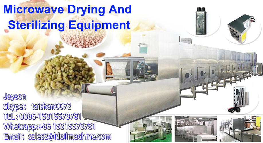 Ceramic cooking microwave drying machine
