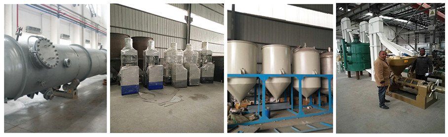 20 to 100 TPD	soya oil manufacturing machine