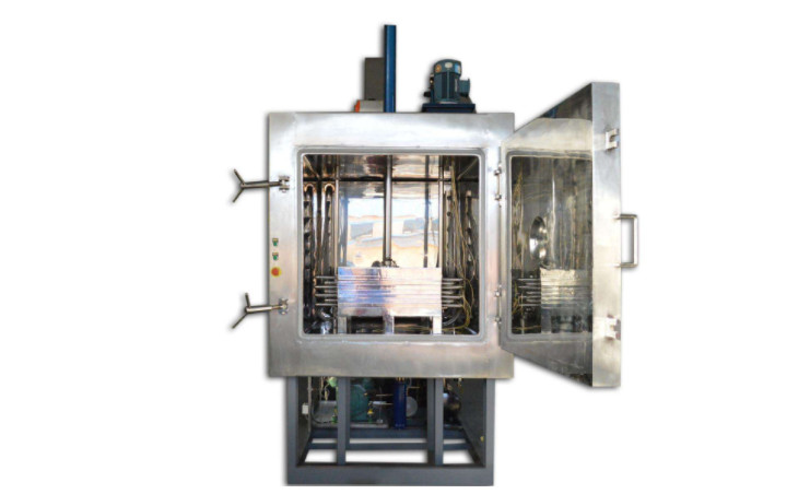 Design of industrial food freeze dryer