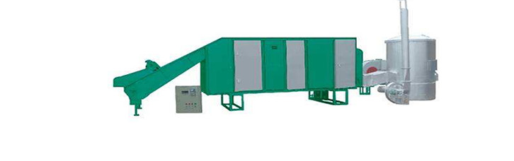 Technical status and research progress of tea drying machinery