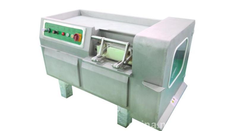 Design of a new meat cutting machine