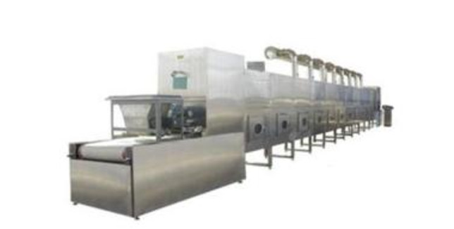 Discussion on Application of microwave drying sterilizer in pill production