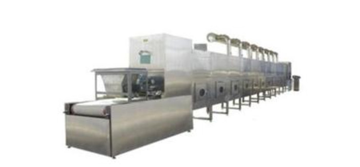 Principle design of microwave drying sterilizer for traditional Chinese medicine pill