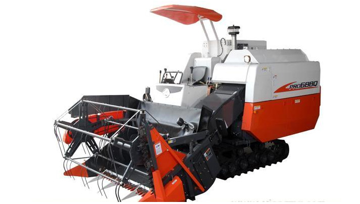 Information technology to raise the level of Agricultural Mechanization