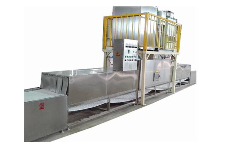 Application of low temperature and high humidity air defrosting machine