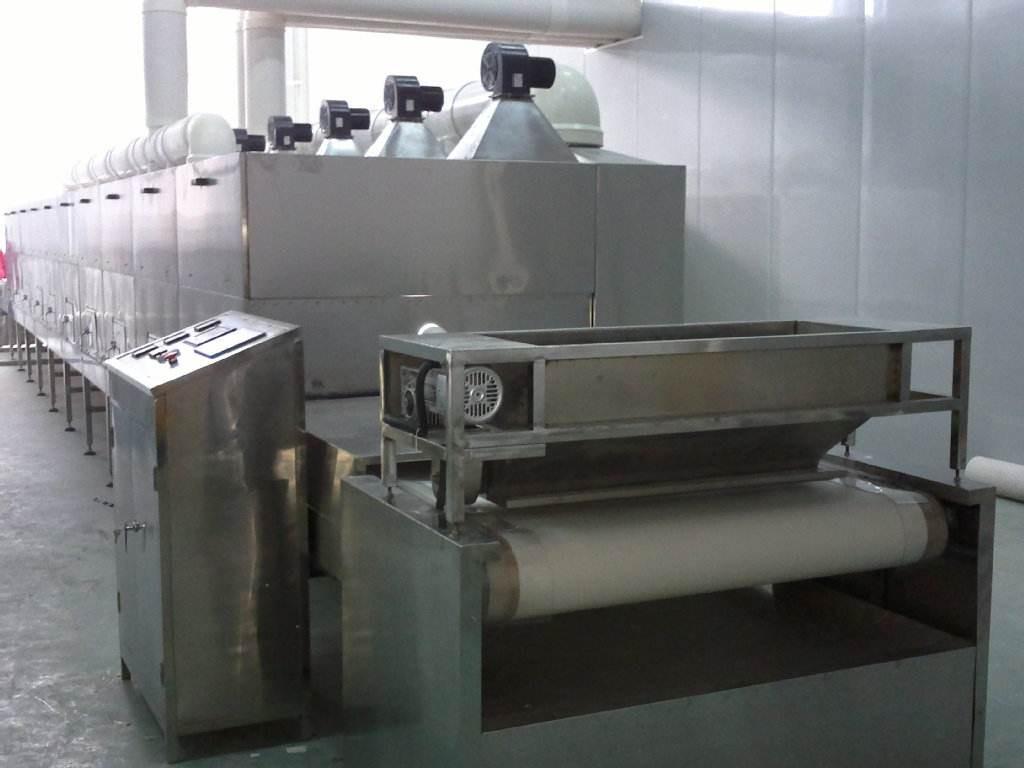 Fried Dough Microwave Snacks Machine