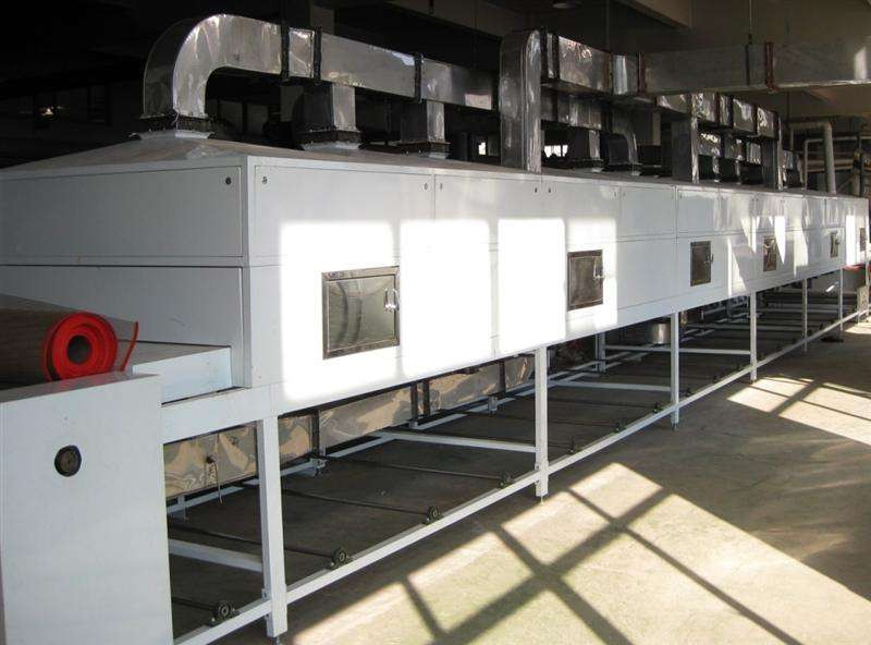 Meat Microwave Drying Machine