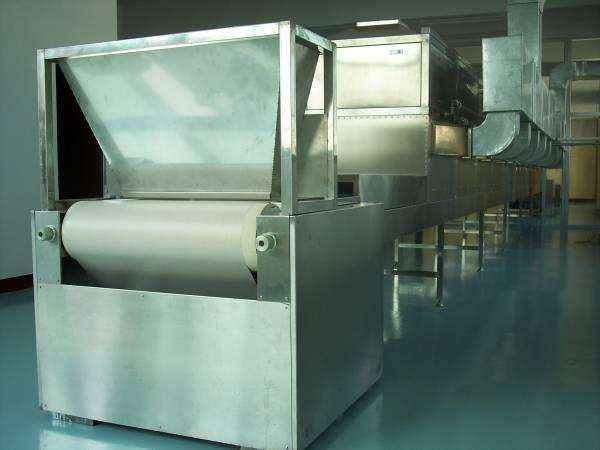 Plastic Bag Microwave Drying Machine