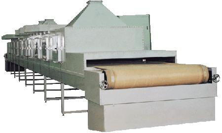 Plastic Bag Microwave Drying Machine