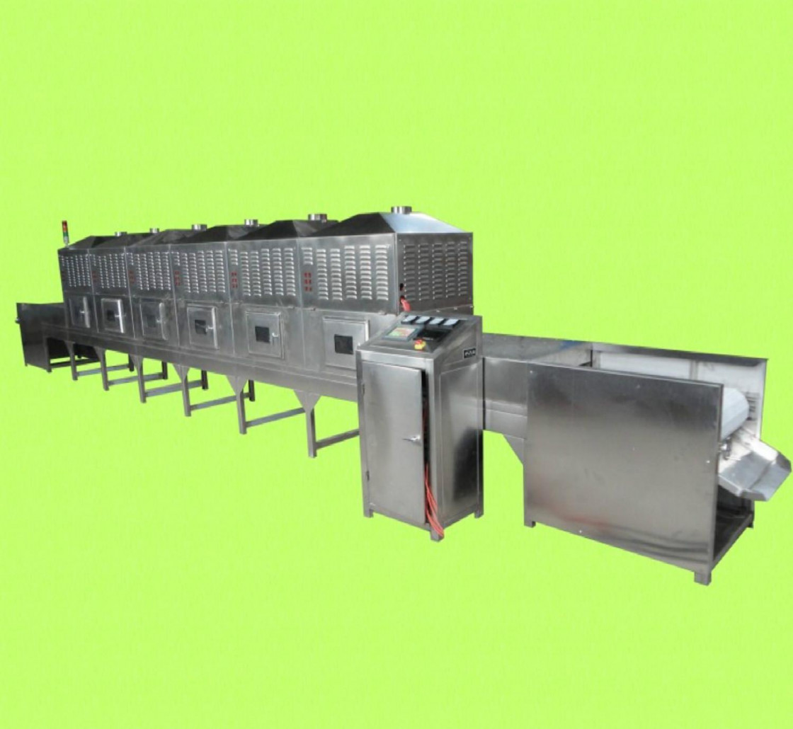Pasta Macaroni Extruding Microwave Drying Machine