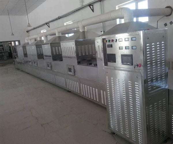 Herba Microwave Drying Machine