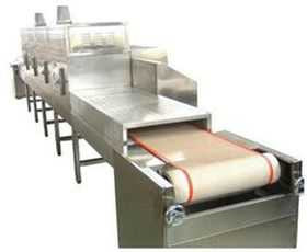 Microwave Drying Conveyor Belt