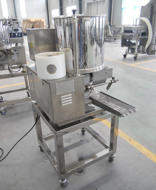 Hamburger Forming Microwave Sterilizer Machine