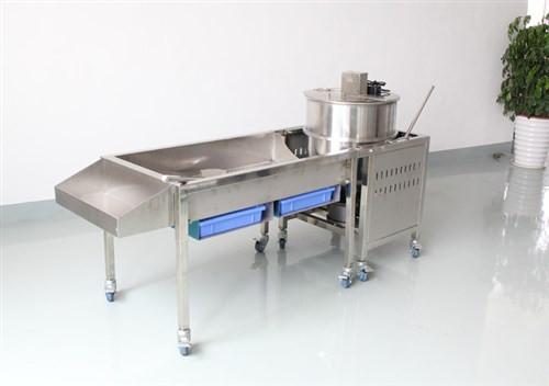 Industrial Caramel Popcorn Microwave Machine