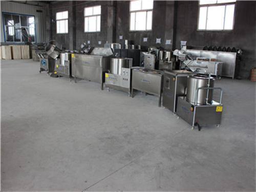 Potato Chips Processing Microwave Sterilization Machinery