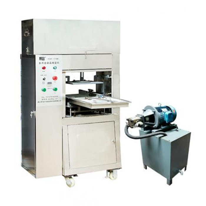 Food Microwave Sterilizer Forming Machine