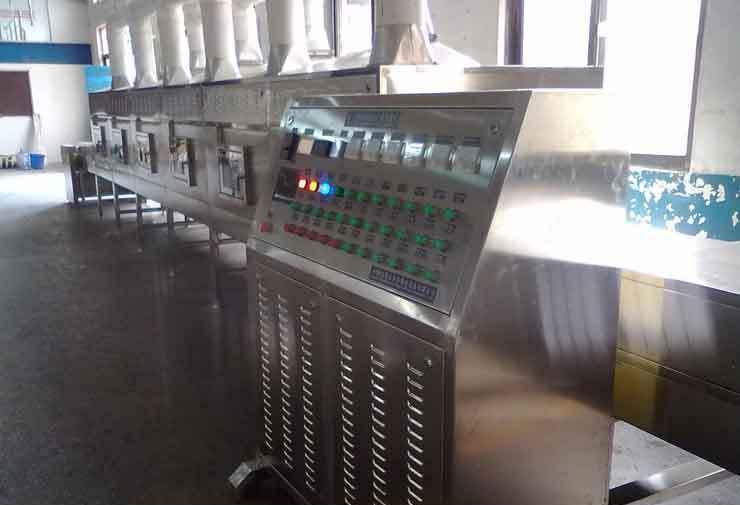 Freeze Microwave Dryer Equipment