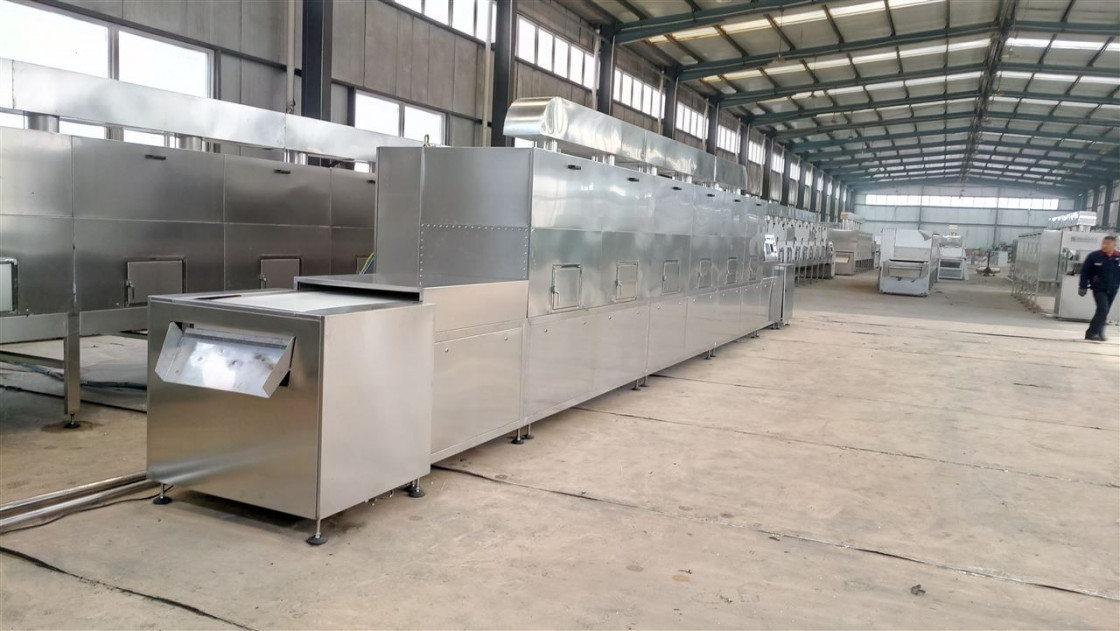 Wood and Furnitures  Microwave Drying Equipment
