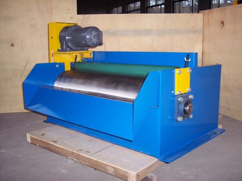 Magnetic Separator Microwave Machine