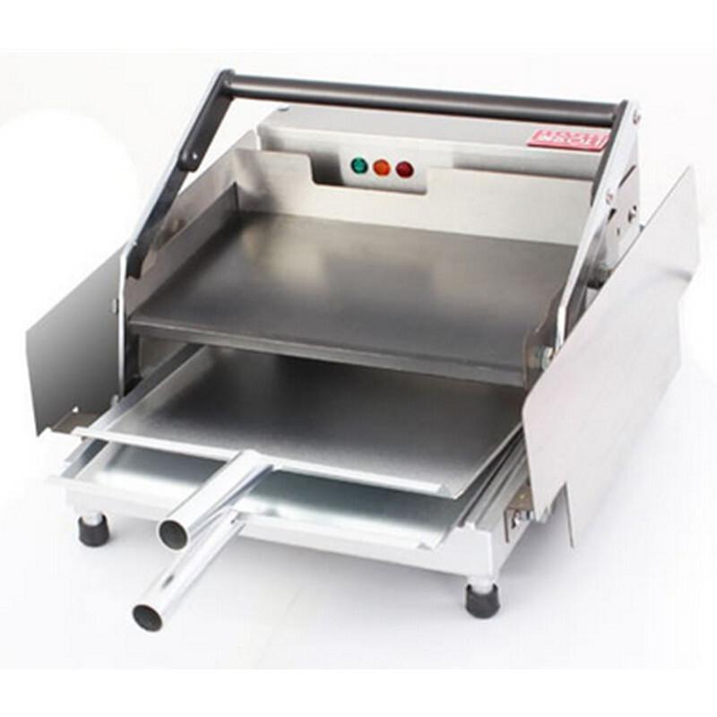 Burger Bread Microwave Heating Machine