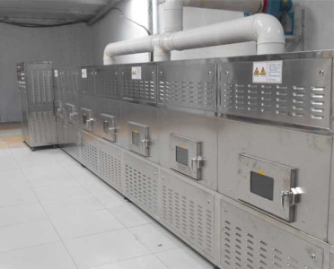 Roasting Microwave Sterilization Machine
