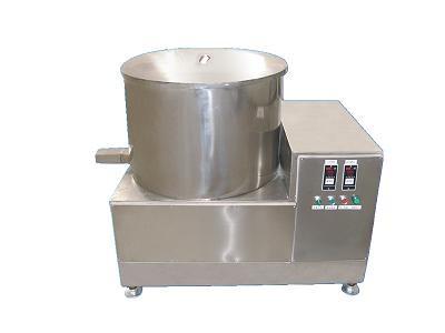 Deoiling Microwave Dryer Machine