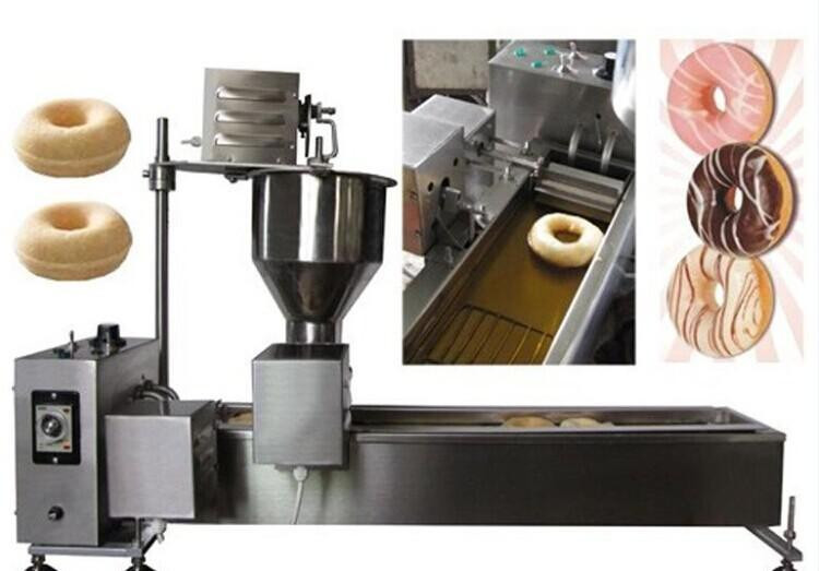 Donut Microwave Sterilization Machine